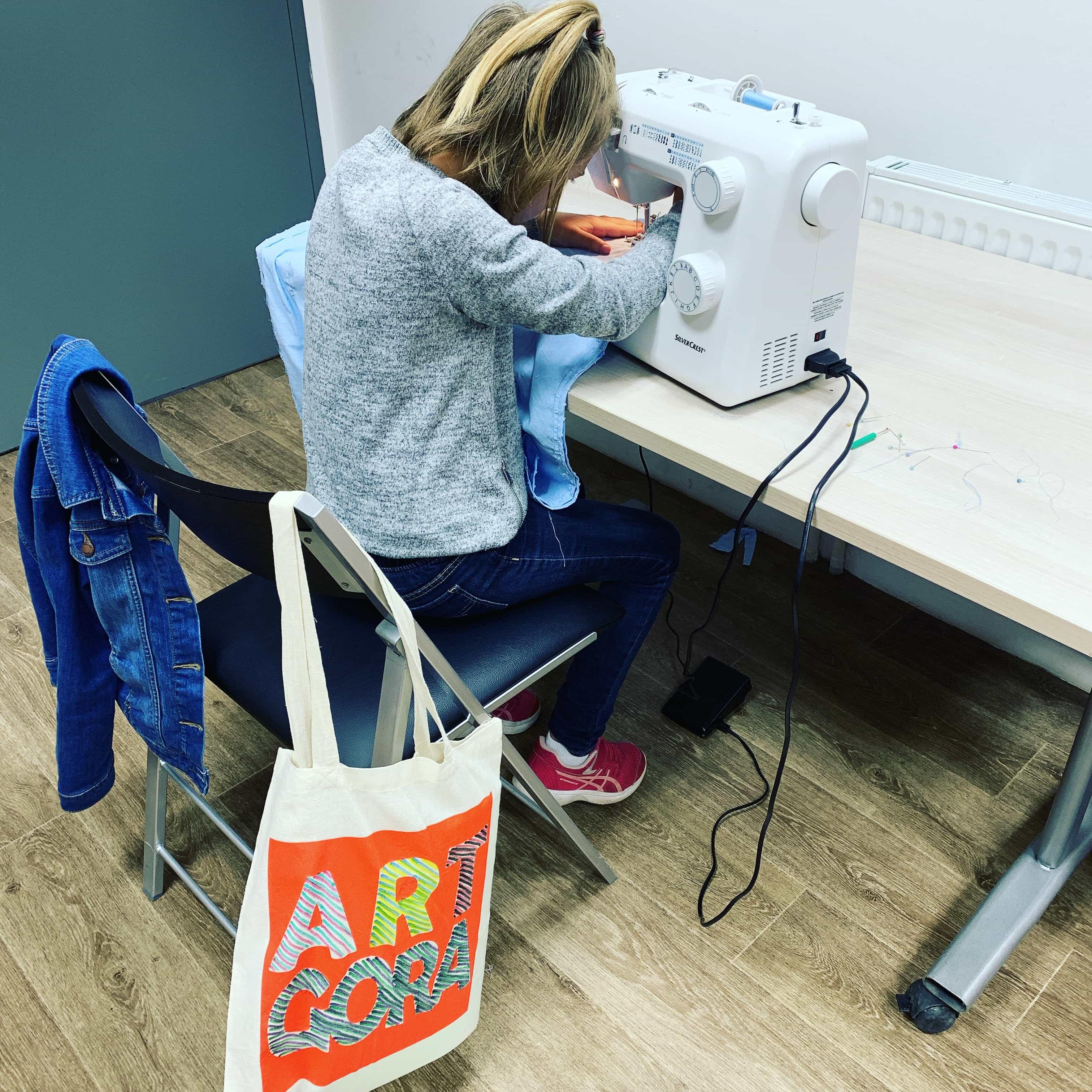 coudre machine couture enfant clamart