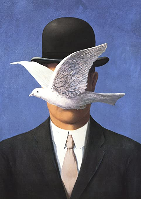 Coloriage Magritte