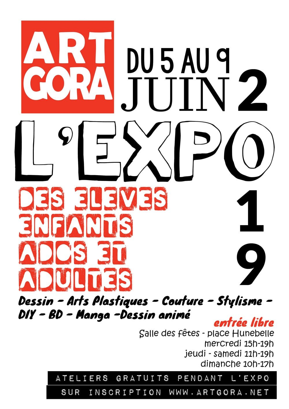 EXPOSITION 2019