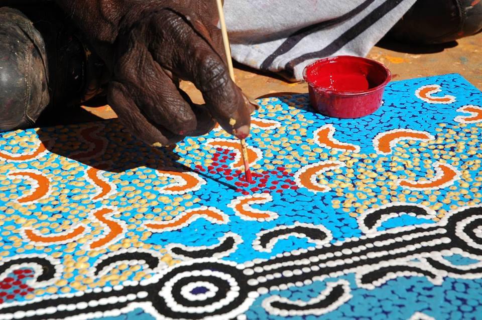 L'art aborigène