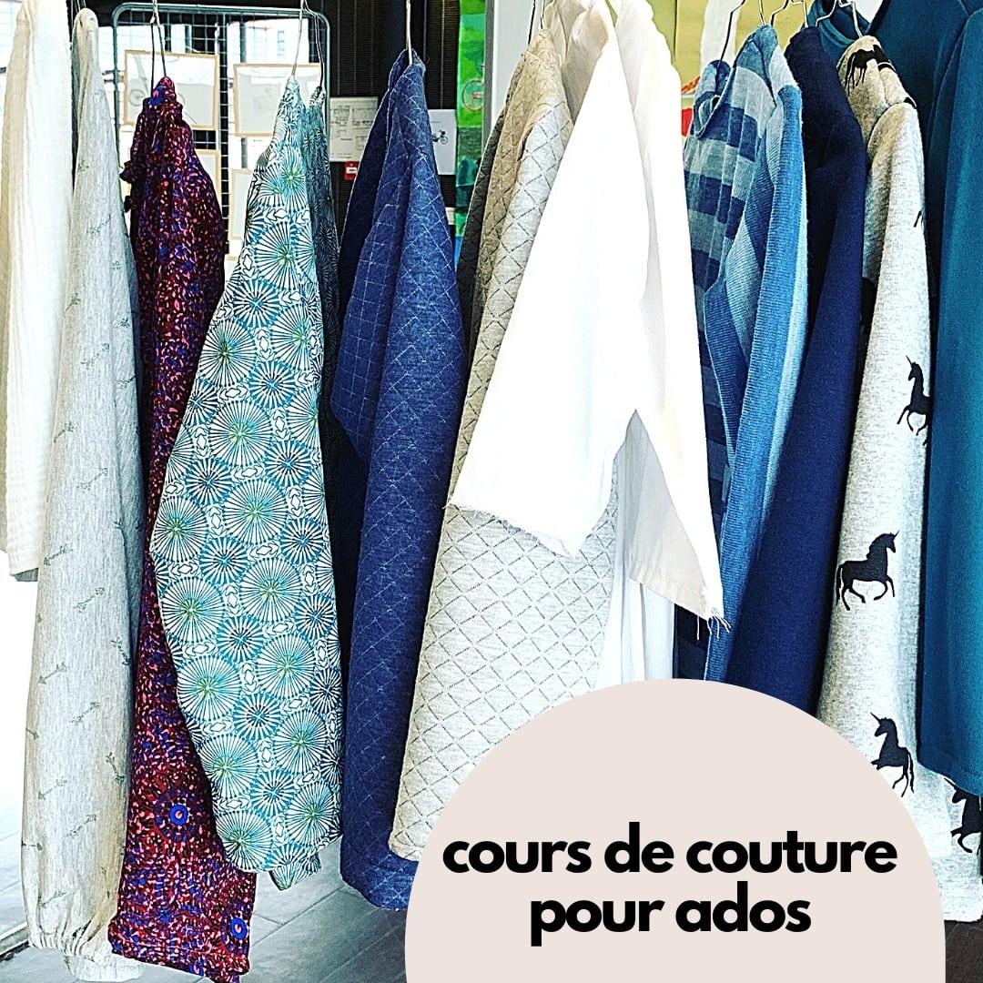 Couture ados
